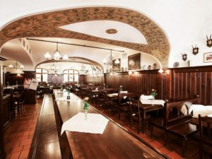 Munich's Dining House